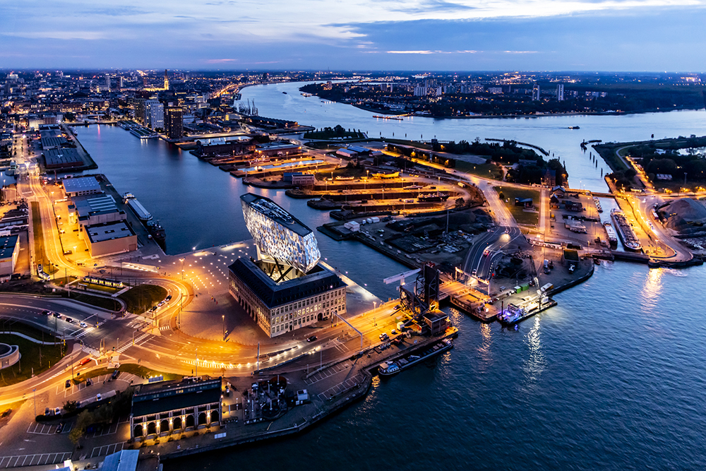 SCALE - Antwerp Startup City